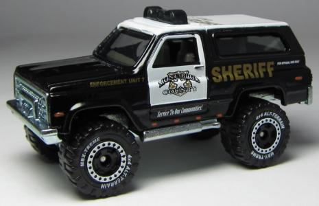 Matchbox 4x4 Chevy Blazer