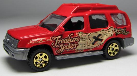 Matchbox Nissan Xterra
