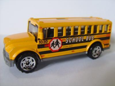 Matchbox 2003 School Bus