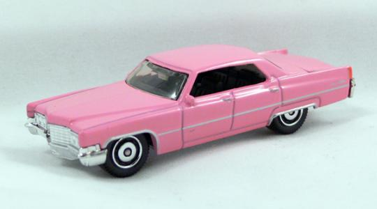 Matchbox 69 Cadillac Sedan Deville