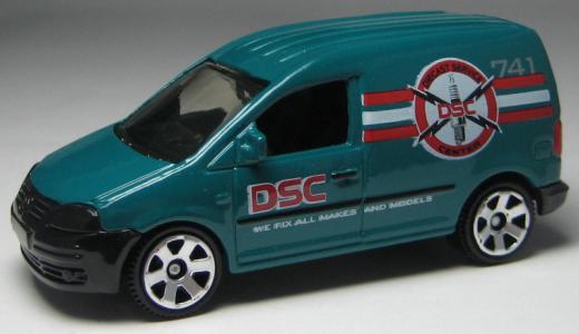 Matchbox 06 Volkswagen Caddy