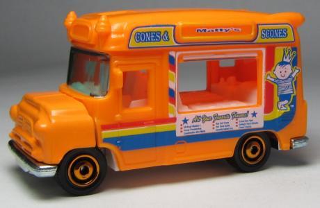 Matchbox Heritage Ice Cream Truck