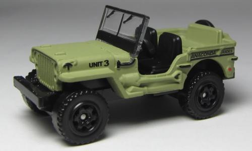 Jeep Willys Mb >> Matchbox Jeep Willys