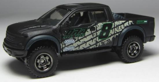 Matchbox Ford F150 Raptor