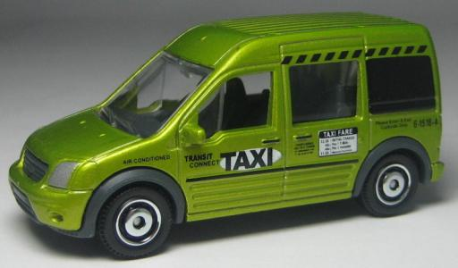 Ford Transit Connect >> Matchbox Ford Transit Connect - 2010