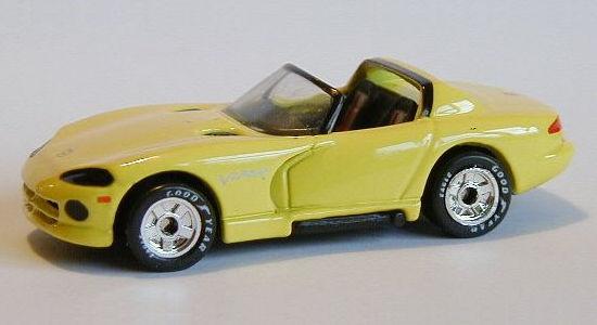 2016 Dodge Viper >> Matchbox Dodge Viper RT-10