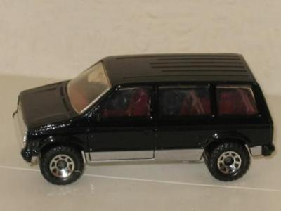 1984 dodge caravan matchbox