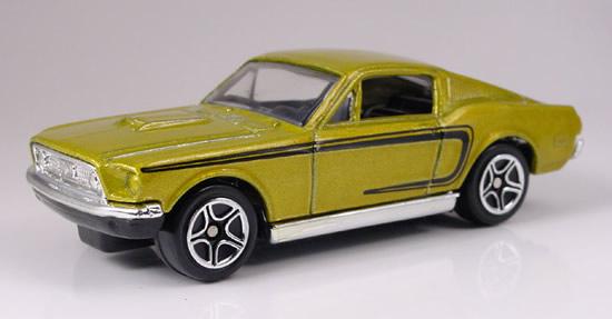 Mustang Cobra Jet >> Matchbox '68 Ford Mustang Cobra Jet