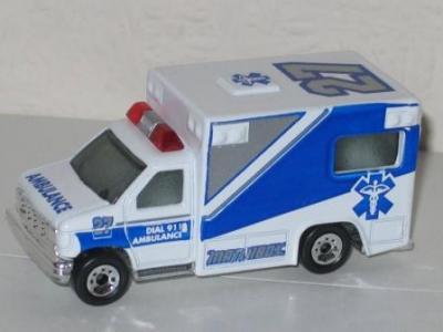Ambulance Matchbox Car Matchbox Ambulance 27