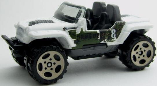 Jeep Concept 2016 >> Matchbox Jeep Hurricane Concept