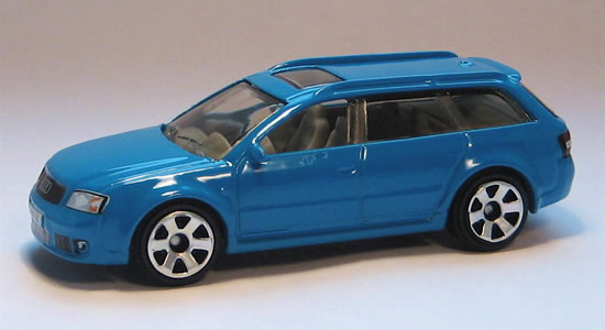 Matchbox Audi Rs6 Avant