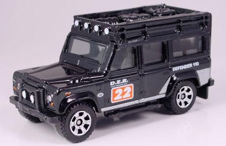 Matchbox Land Rover Defender 110