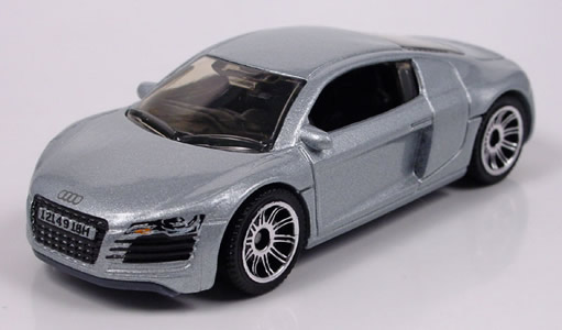 Matchbox Audi R8